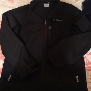 Columbia Jackets & Coats - Columbia soft shell jacket men medium